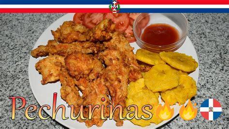 cocinando con receta pechurinas dominicana cocinando con yolanda youtube