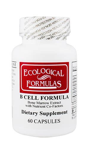 Formula 60 Caps b cell formula 60 caps