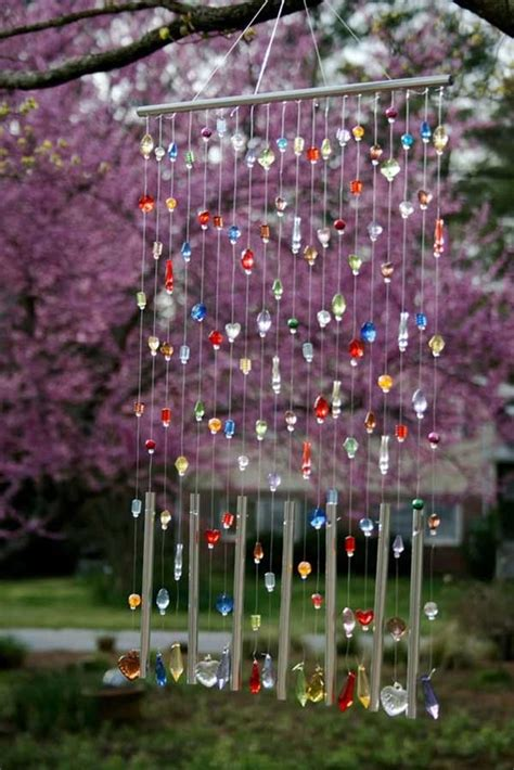 7 Pretty Wind Chimes by 30 Simple And Beautiful Diy Wind Chimes Ideas To