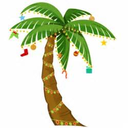 christmas palm tree clipart best