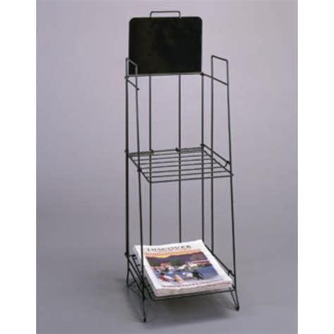 Newspaper Display Rack by Newspaper Display Racks