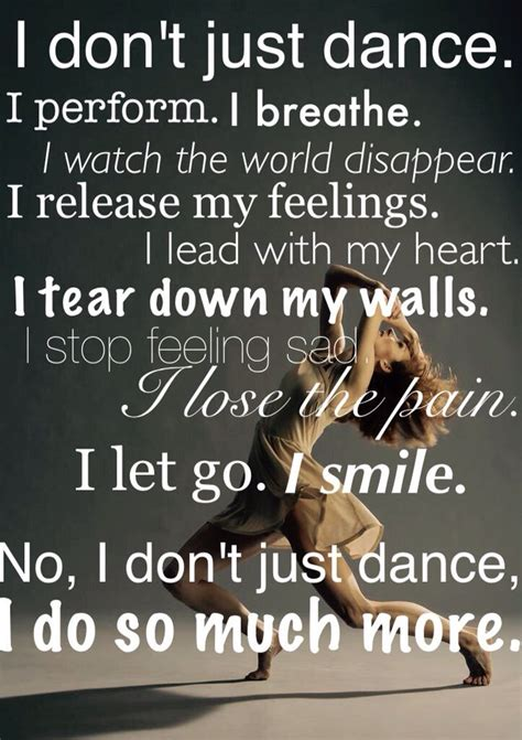 You Dont To Be A Dancer by Is Your Pulse Your Heartbeat Your Breathing It S