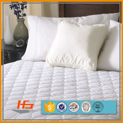 Waterproof Quilt by 200tc 100 Cotton White Quilted Waterproof Mattress Cover