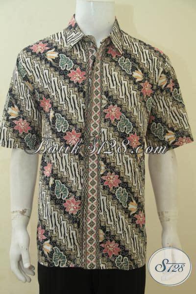 Bolero Rajut Lengan Pendek Bunga baju kemeja batik klasik modern busana batik lengan