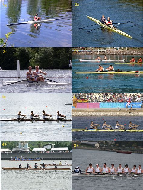 types of boats rowing rowing sport wikipedia