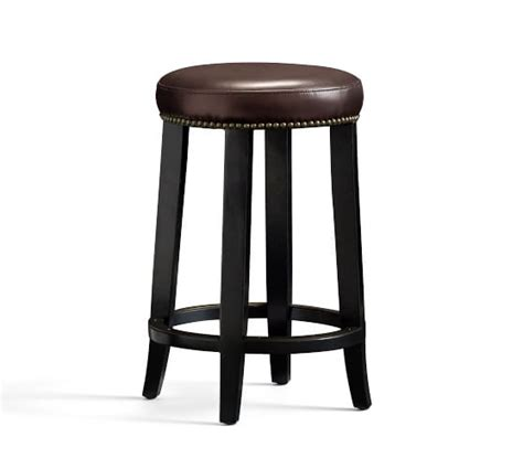 Bar Stool Pottery Barn by Kass Backless Barstool Pottery Barn