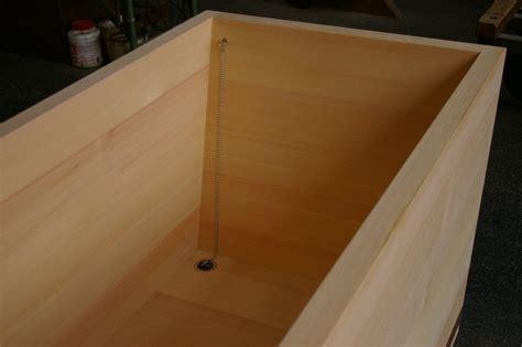 custom built bathtubs ofuro soaking hot tubs hinoki tub for hawaii