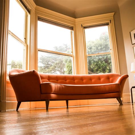 sofa for bay window the fillmore bay window sofas