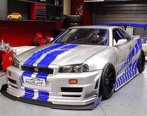 nissan r34 fast and furious 1999 nissan skyline gt r r34 the fast and the furious