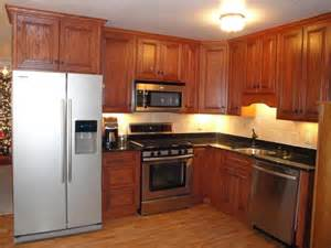 red oak cabinets kitchen red oak kitchen cabinet photos