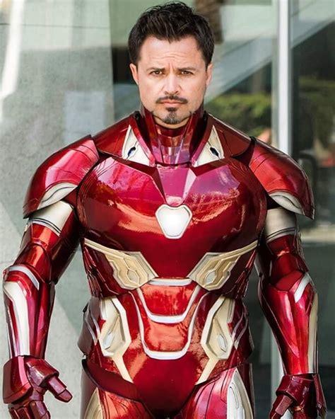 raw ironman mark infinity war suit eva foam