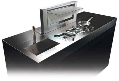 hotte de cuisine escamotable hotte de cuisine escamotable table de cuisine