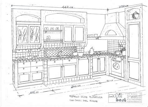 progettare una cucina in muratura progettare una cucina in muratura cucina in muratura fai