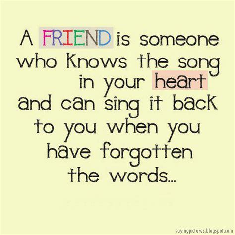 song for a friend your back friends quotes quotesgram