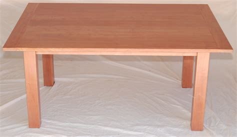 cherry dining table mcnitt bros wood works tucson