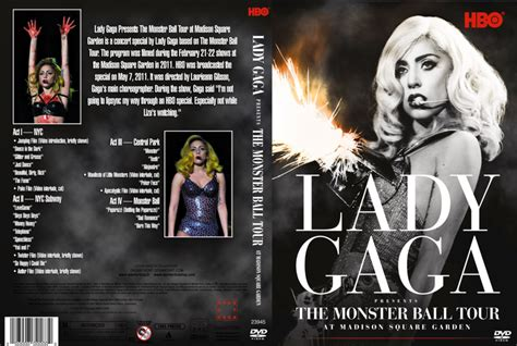 Dvd Import Gaga Tour gaga the tour dvd cover by gaganthony on deviantart