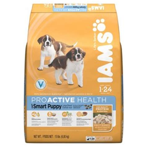 iams puppy food review iams proactive health smart puppy large breed food reviews viewpoints