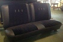 how to reupholster a bench seat chevy nova front bench reupholster upholster chevy bench