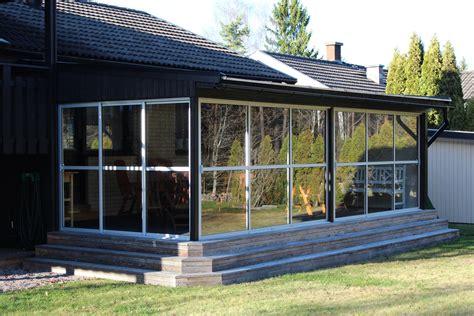 veranda verglasung verglaster aussenraum zabra
