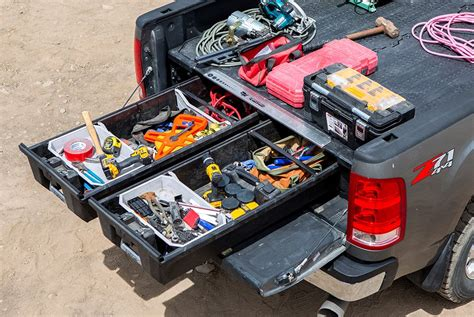 truck bed storage system the most convenient bed storage drawers ever