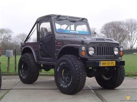 Suzuki Lj 80 For Sale Suzuki Lj 80 Technical Details History Photos On Better