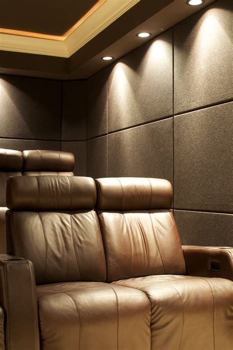 Home Decor Advice by Home Theater Room Acoustic Design Tips Carlton Bale