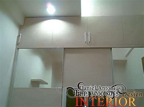 Home Klik Lemari Baju interior design apartemen kalibata residence rusunami