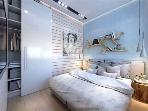kleine schlafzimmer layouts extrem kleine zweiraumwohnung mit schickem interieur