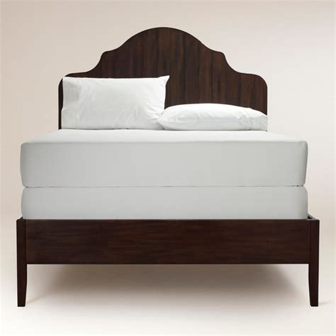 World Market Headboard by Julian Bed Mediterranean Beds By Cost Plus World Market