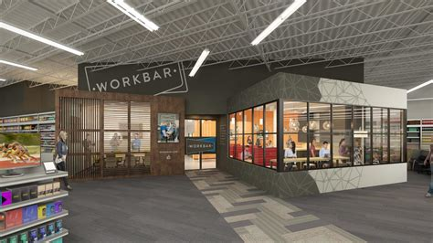 staples teams with workbar to open co working spaces in