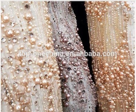 beaded fabric wholesale 2016 wholesale beaded lace fabric embroidery mesh fabric