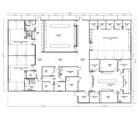 clinical laboratory floor plan awards of distiction entry detail