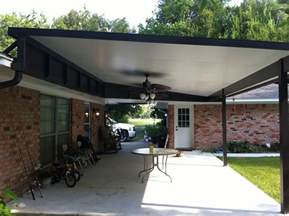 insulated patio cover panels raised insulated patio cover baytown 187 a 1