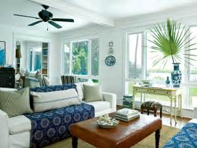 Coastal Livingroom White Coastal Living Room Myhomeideas Com