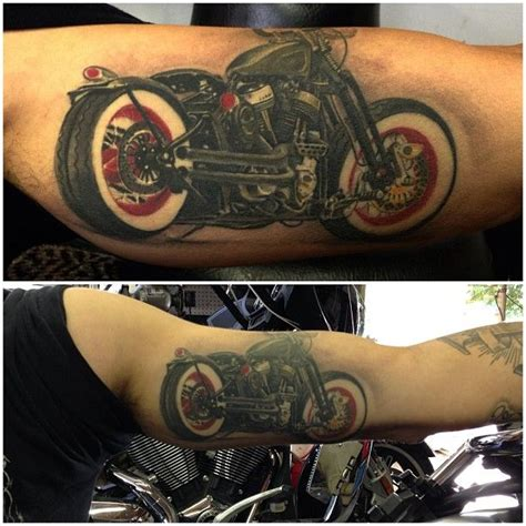 motorcycle heartbeat tattoo 25 best ideas about motorcycle tattoos on