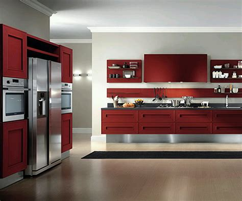 Design Of Kitchen Furniture Modern Furniture Modern Kitchen Cabinets Designs