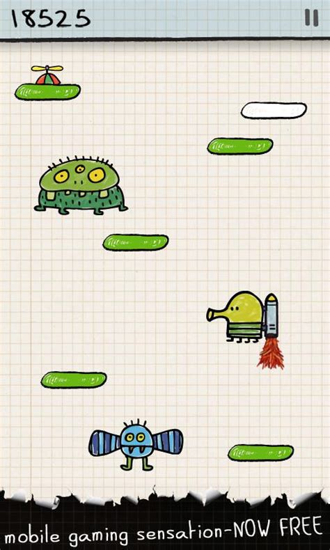 how to make like doodle jump doodle jump ask free
