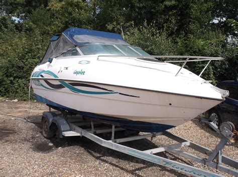 fletcher boats for sale fletcher 19 sports cruiser spares or repair boats for