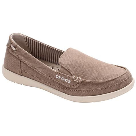 crocs loafers crocs s walu canvas loafers west marine