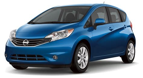 2014 Nissan Versa Note Blue Top Auto Magazine