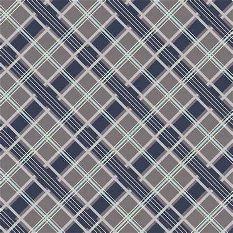Kemeja Flanel Tartan Navy Grey grey navy blue stripe plaid fabric keep on groovin dots stripes checker fabric