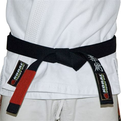 how to tie your bjj belt so it won t come during