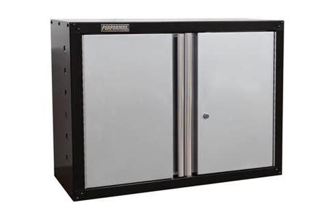 menards garage storage cabinets performax 174 2 door wall cabinet at menards 174