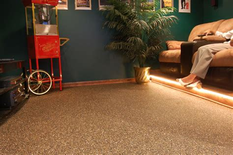 best basement and epoxy flooring