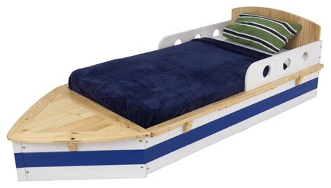 kidkraft boat bed kidkraft boat toddler bed beach style toddler beds