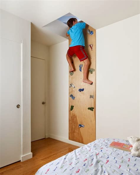 22 awesome rock climbing wall ideas for your home your