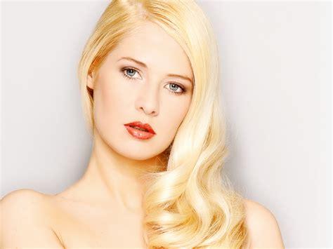 blonde haircuts pictures blonde hair model medium hair styles ideas 20654