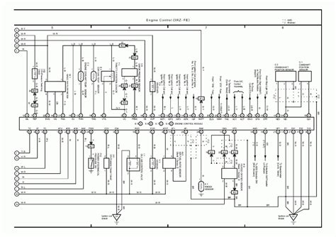 2001 Toyota Tacoma Engine Diagram Automotive Parts