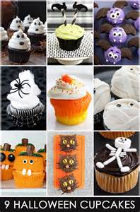 Thanksgiving Day Movie 9 Easy Amp Cute Halloween Cupcakes Pizzazzerie