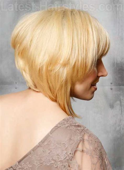 short graduated bob back view 15 best back view of bob haircuts short hairstyles 2017